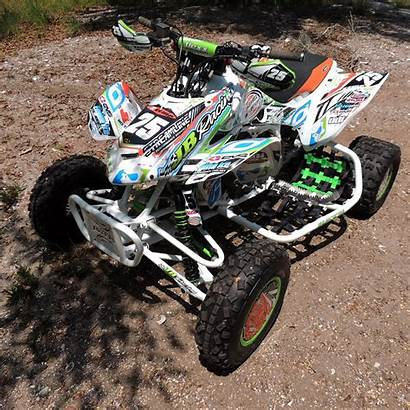 Trx450r Graphics Ninetysix Racing Atv