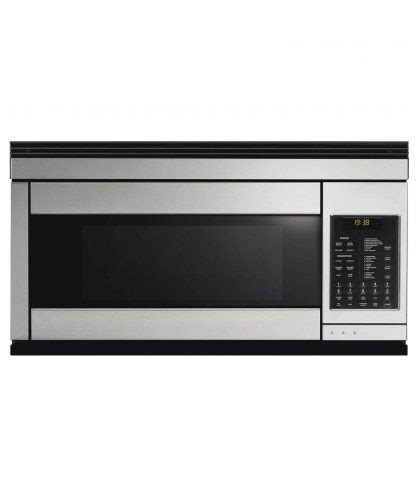 fisher paykel cmoh ss     range microwave  appliances