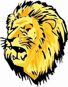 Cute Lion Head Clipart | www.pixshark.com - Images ...
