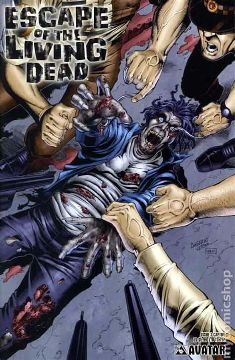Escape Of The Living Dead (2005) Comic Books. What To Paint My Living Room. Cream Brown Living Room Ideas. Baby Proof Living Room. Color Walls For Living Room. Grey Paint In Living Room. Valances For Living Room Window. Turquoise And Red Living Room. Curtain Designs Living Room