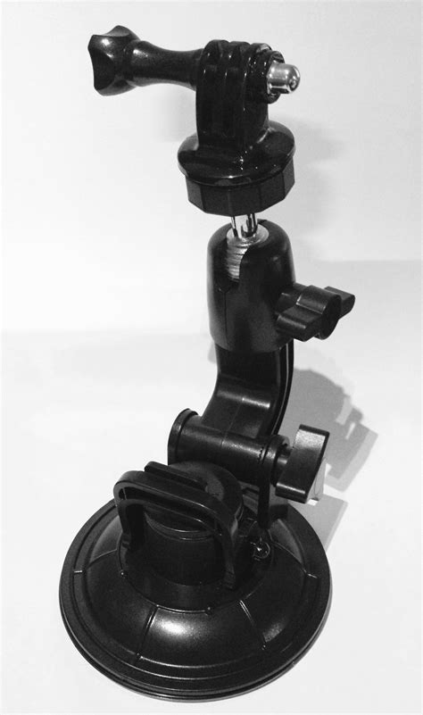 heavy duty suction cup mount  gopro