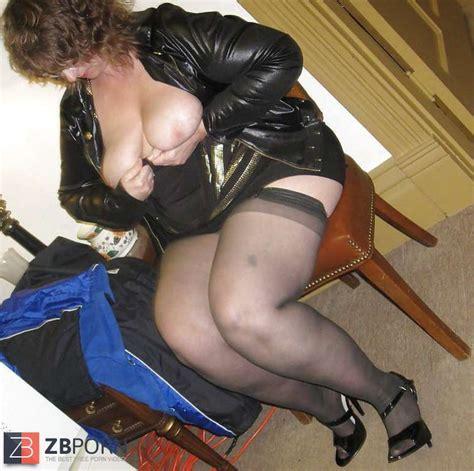 Tanya Pantyhose High Heeled Shoes Nylons Granny Zb Porn