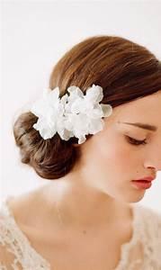 Best Hairstyles Ideas Bridal Silk Hair Flowers Small