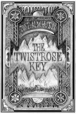 Melmoth The Wanderer Lock And Key Version by Ian Schoenherr The Twistrose Key S Winter Jacket