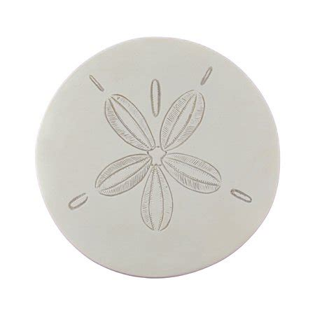"""Oversized wooden sand dollar by haven america, measuring 24 inches in diameter. Large 17"""" Sand Dollar Plaque Sea Shell Wall Art Beach House/Home/Wedding Decor - Walmart.com"""