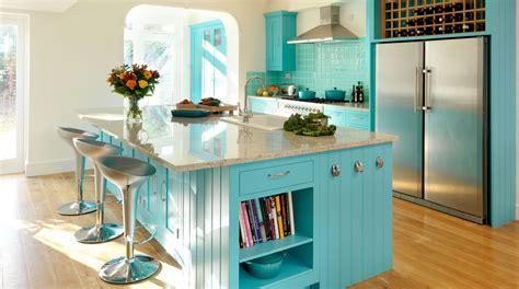 Kitchen Pantry Ideas Small Kitchens - inspiring blue kitchen décor ideas homesfeed