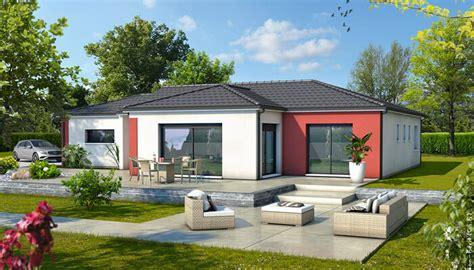 plan maison moderne z 233 phyr maison plain pied