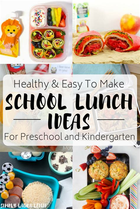 healthy and easy school lunch ideas for preschool and 174 | c9af49415057ffcde2096befdfc5d63e