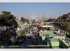 Afghanistan opens its firstever amusement park NY Daily