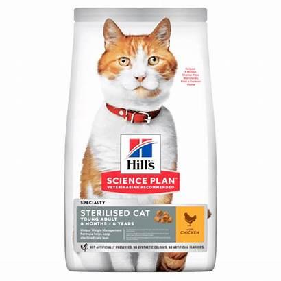 Cat Science Sterilised Plan Adult Feline Young