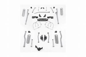 35quot extreme duty long arm lift kit radius przod 4 link With 4 link jeep jk