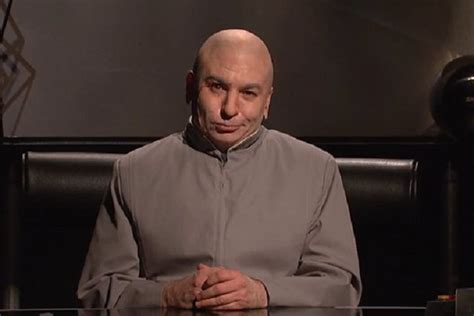 Dr Evil Interrupts Snl To Discuss The Sony Hacks And