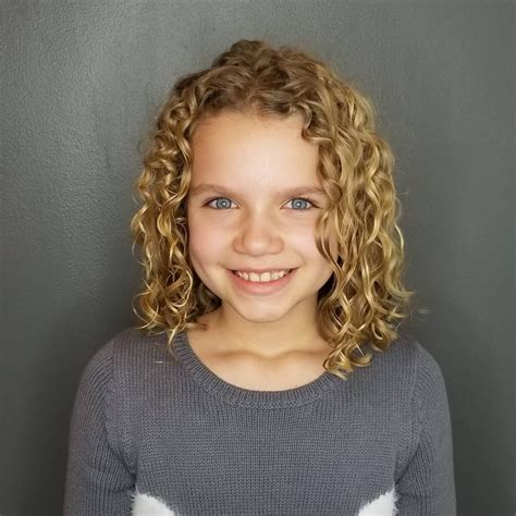 21 easy hairstyles for with curly hair toddlers in 2019