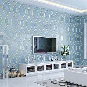 Aliexpress.com : Buy Modern Thickened Stereo 3D Wallpaper ...