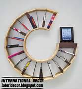 10 Unique Bookshelves That Will Blow Your Mind  Cube Shelving Unit Modern S