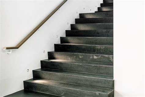 Treppe Sichtbeton Optik by Sichtbeton In Der Wohnung Trend F 252 R Wand Boden
