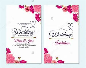 wedding card template 91 free printable word pdf psd With wedding cards pictures download