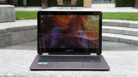 asus zenbook ux360ca flip versatile ports battery gorgeously expertreviews main performance