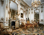 French Baroque Interiors | French Rococo Interior (Hôtel ...