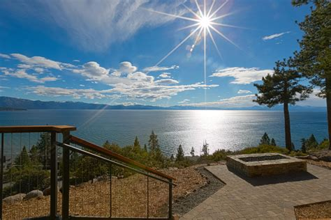 lake view vacation rentals tahoe getaways