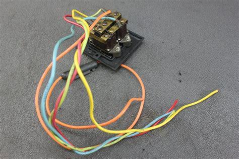 Bennett Hydraulic Trim Tabs Control Switch Actuator Rocker