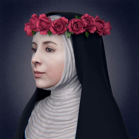 la chaise santa rosa así era el rostro de santa rosa de lima diario correo