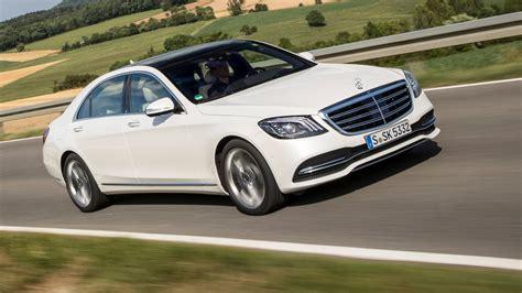 News  2018 Mercedesbenz Sclass Engines Detailed Further