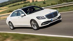 Mercedes Class S : news 2018 mercedes benz s class engines detailed further ~ Medecine-chirurgie-esthetiques.com Avis de Voitures