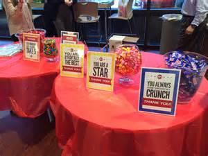 candy buffet for customer service appreciation week eotech sights pinterest customer