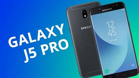 samsung galaxy j5 pro an 225 lise review youtube