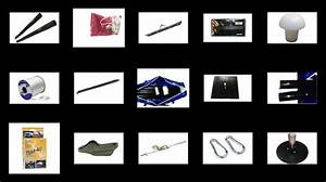 Stretch Tent Accessories - Your Options