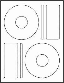memorex cd label template mac expressit