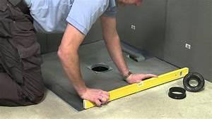 Installer Une Douche : wedi fr training installer une douche l 39 italienne ~ Melissatoandfro.com Idées de Décoration