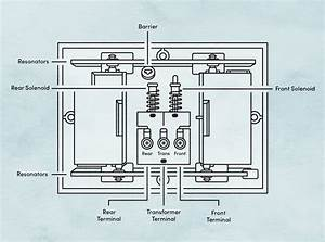 Wiring Diagram Friedland Door Chimes