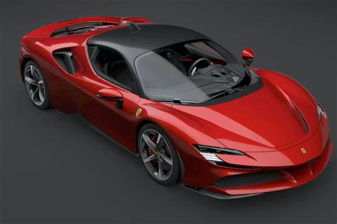 Ferrari sf90 stradale supercar revealed. The 16 Best Street Legal Cars that Can Do Over 200 MPH ...