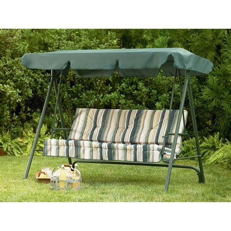 canapé swing patio swings with canopy rainwear