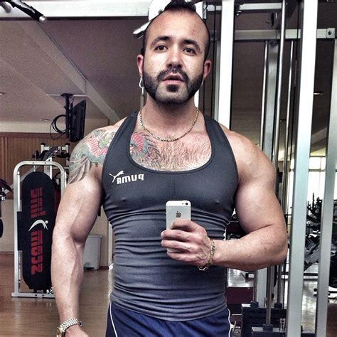 Sexy Muscle Bear Selfies You Wont Wanna Miss GuySpy