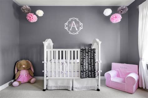 Alexa's Beautiful Pink And Grey Nursery  Project Nursery. Male Bedroom Ideas. Lowes Bakersfield. How To Clean Polished Nickel. Medicine Cabinets Ikea. Drapes. Turquoise Leather Chair. How To Install A Toilet. Bedroom Rug Ideas