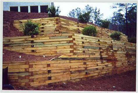 slope retaining wall engineering daniel freiberg pe pg
