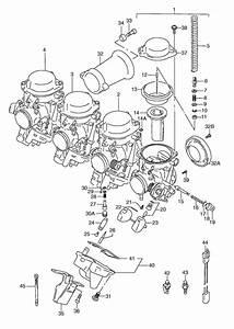 Carburetor For 1997 Suzuki Gsx