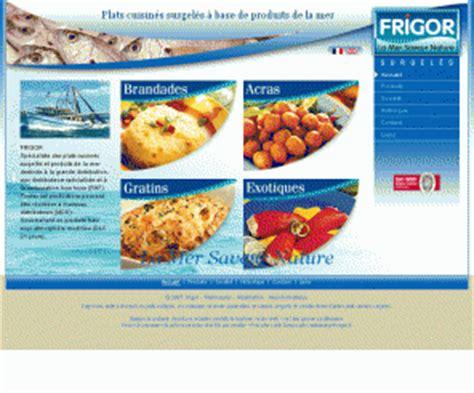 fabricant de plats cuisin駸 frigor fr frigor fabricant de produits et plats cuisinés surgelés