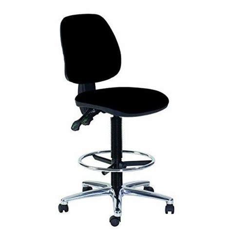 chaise de bureau haute topsit ind201 haute chaise de bureau pivotante avec repose