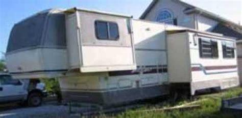 item   soldrecreational vehicles  wheel trailers  alfa gold located
