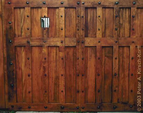 wood wooden driveway gate plans blueprints  diy