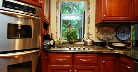 kitchen oven cabinet kitchen saver s custom cabinet renewal upgraded this 2388