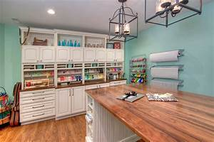 craft rooms ideas decorating home office contemporary with With kitchen colors with white cabinets with woven basket wall art