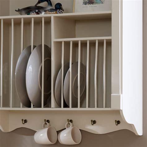 wall mounted plate rack lyon range melody maison