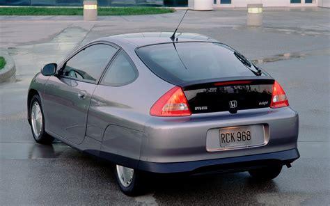2001 Honda Insight by 2001 Honda Insight Rear View Photo 2