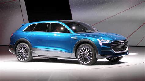 Concept Preview 2018 Audi Etron Quattro Concept Expert
