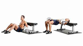 Weightlifting Accessories Program - Barbell hip thrust